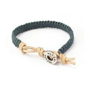 Create Bracelet - Blue Gray